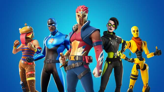 """Fortnite"" für Xbox Series X/S und PlayStation 5: Die neuen Features der Next-Gen-Version"