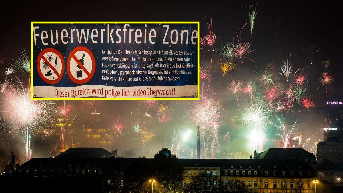 Feuerwerk Baden Württemberg
