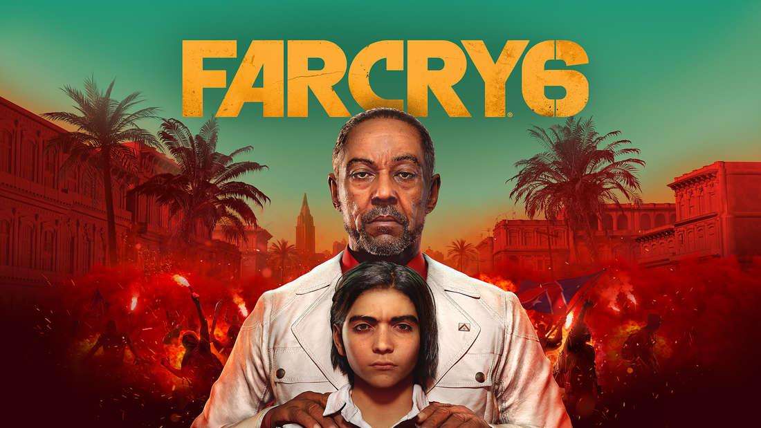 Far Cry 6 Giancarlo Esposito Cover Kind