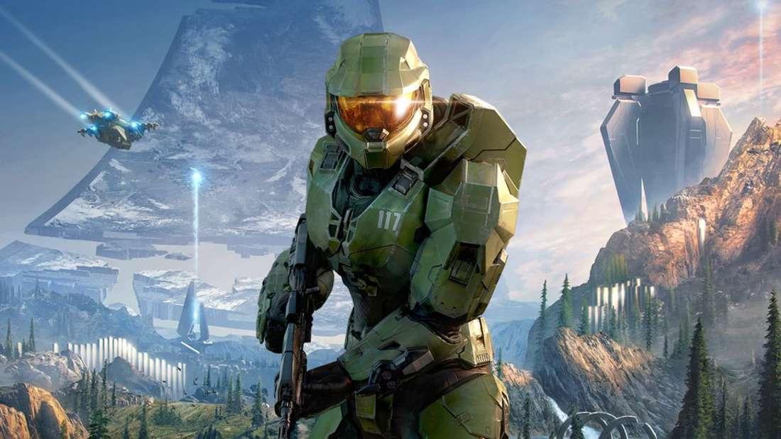 """Hätte Ende des Jahres den vermeintlichen Siegeszug der neuen Xbox-Konsole anführen sollen: der Master Chief aus """"Halo Infinite""""."""