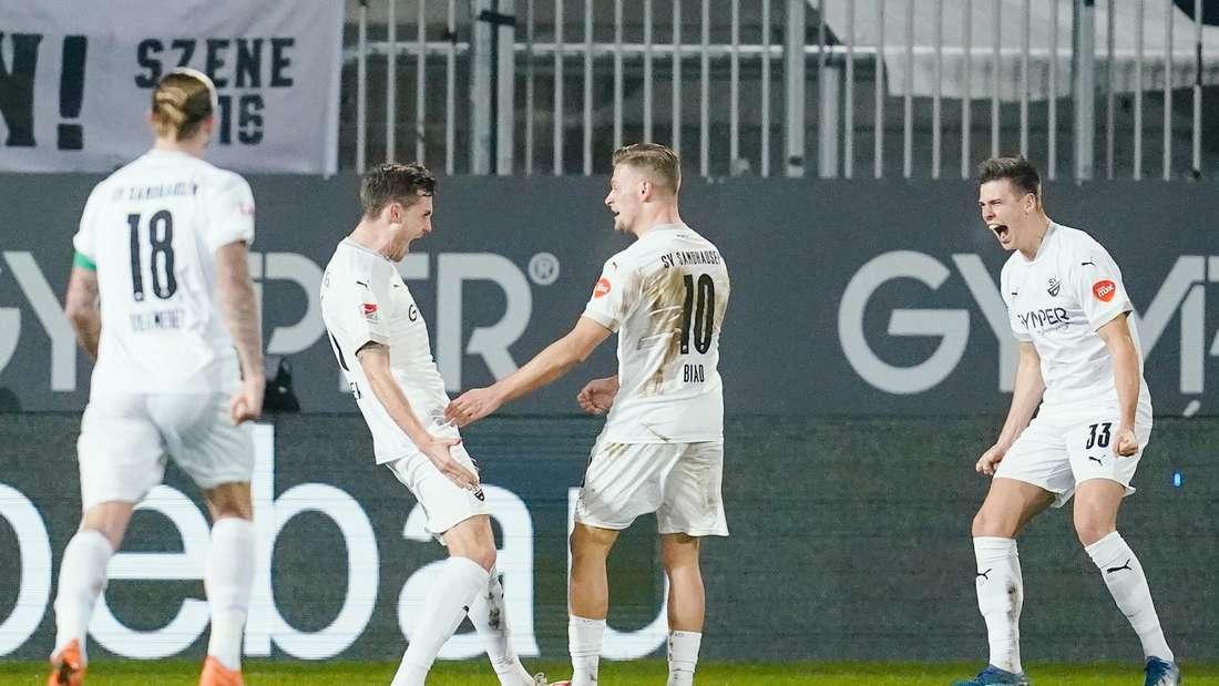 SV Sandhausen - 1. FC Heidenheim