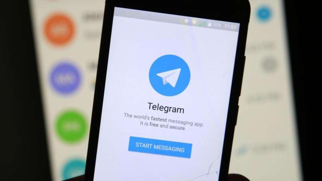 Telegram Verschlüsselung