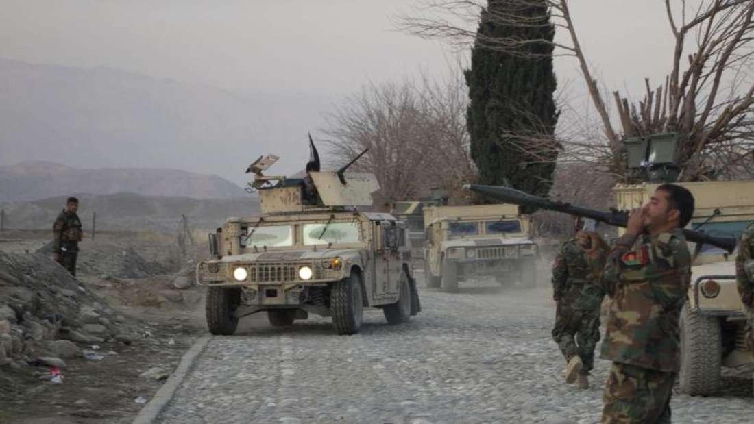 Anschlag in Afghanistan