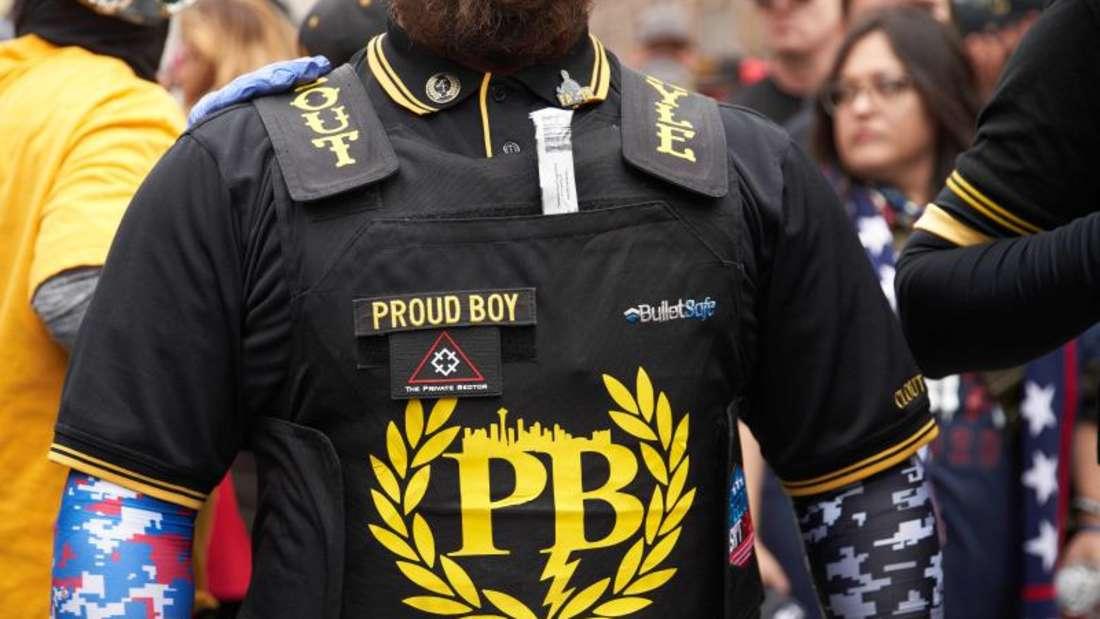 «Proud Boy»