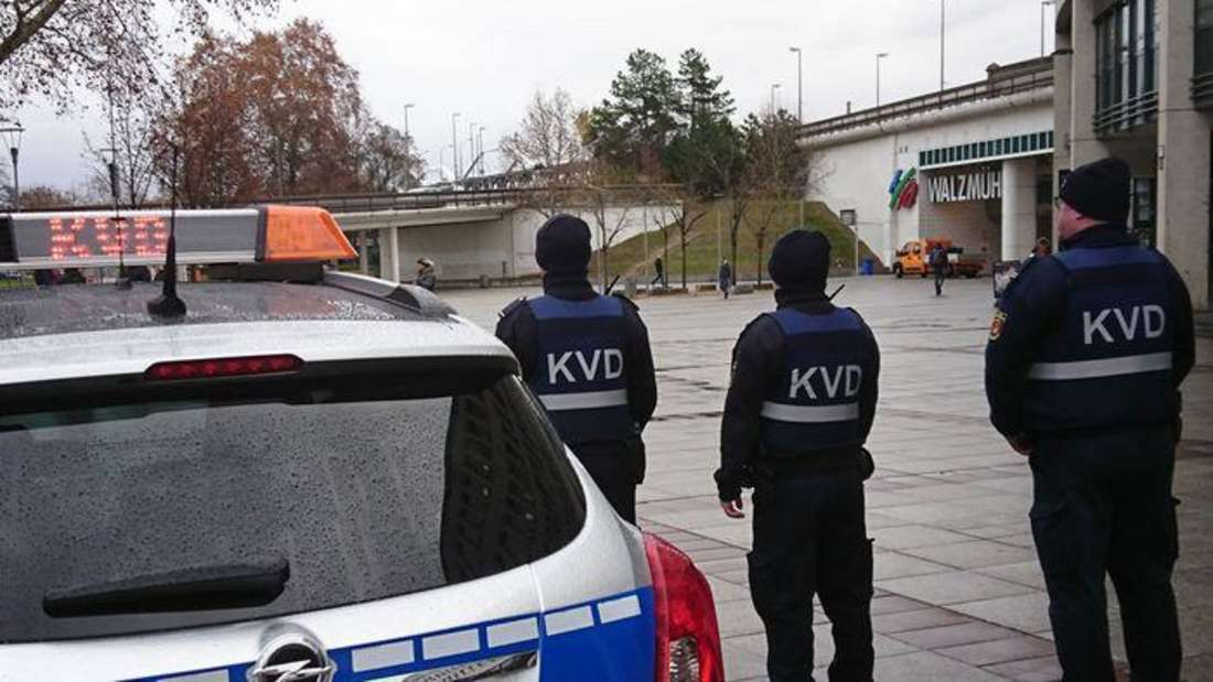 Der Kommunale Ordnungsdienst der Stadt Ludwigshafen