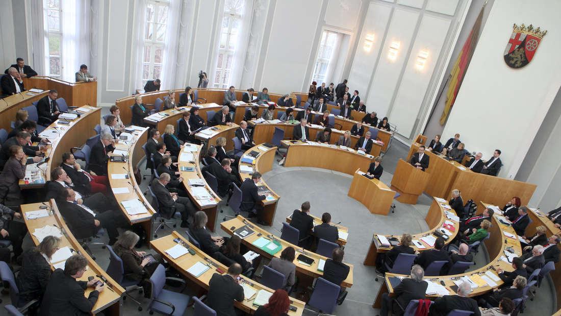 Der Landtag von Rheinland-Pfalz