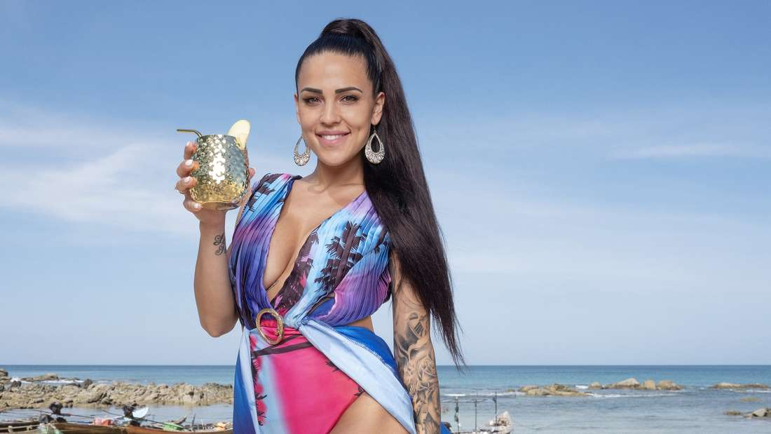 "Elena Miras bei ""Promis unter Palmen"""