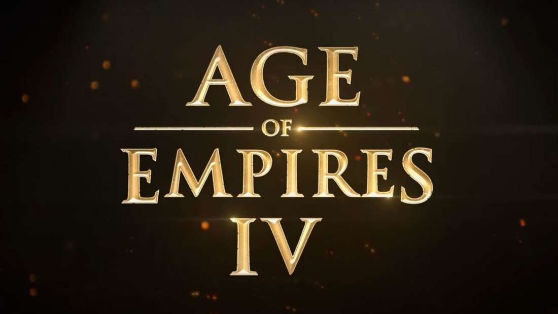 """Logo von """"Age of Empires 4"""""""