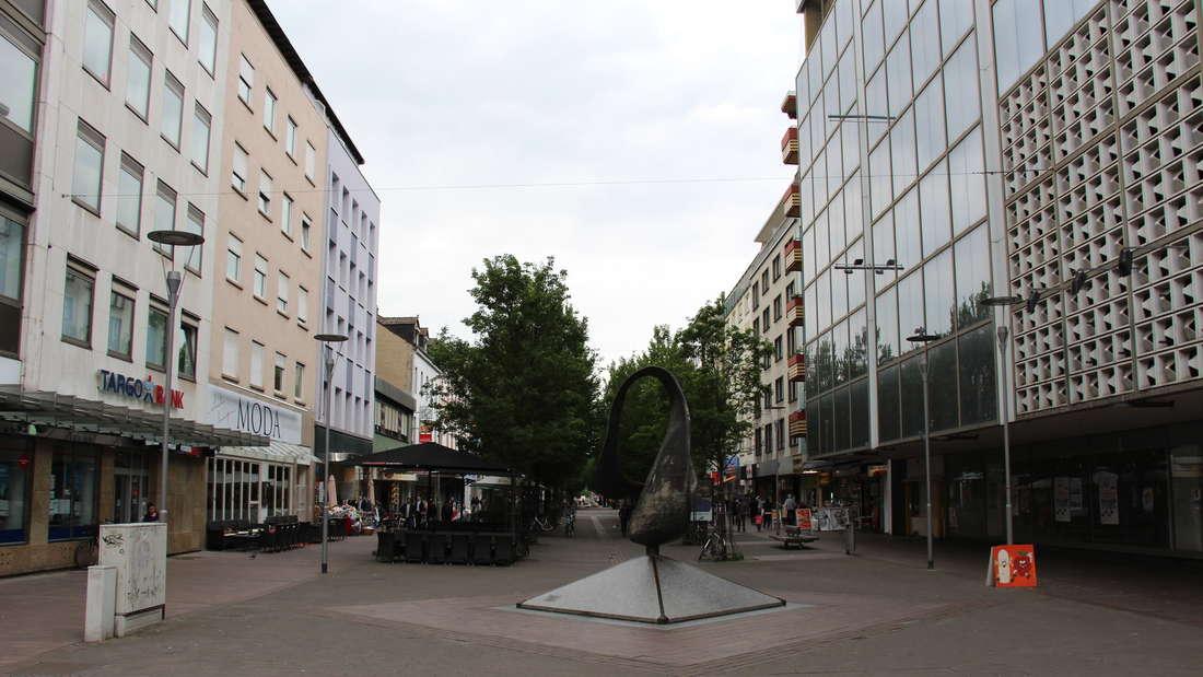 Werden Teile der Bismarckstraße zur Einbahnstraße für den Autoverkehr?