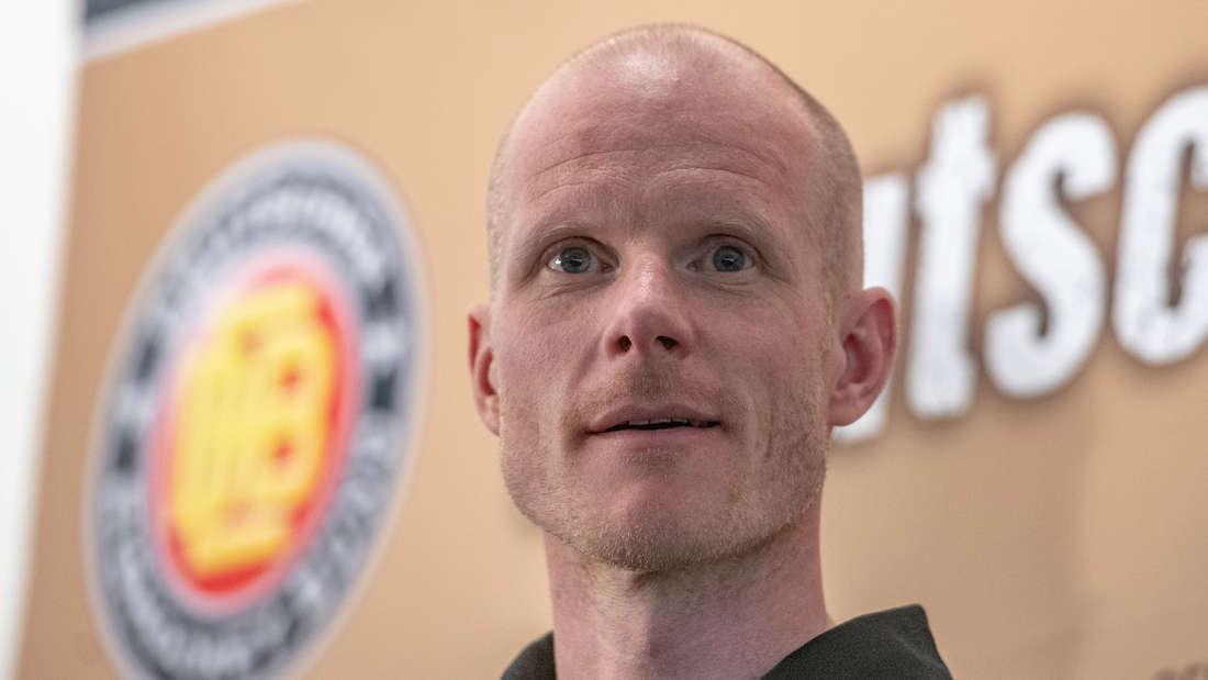 Eishockey-Bundestrainer Toni Söderholm hat seinen finalen Kader noch nicht beisammen.