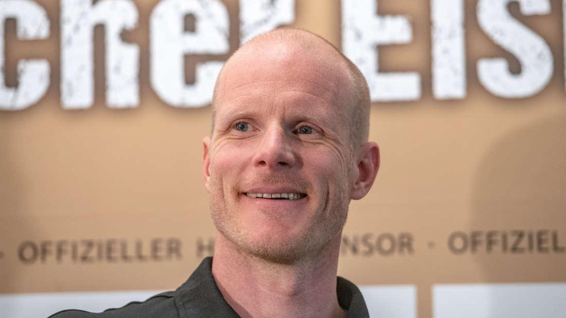 Toni Söderholm ist seit 2019 Eishockey-Bundestrainer.