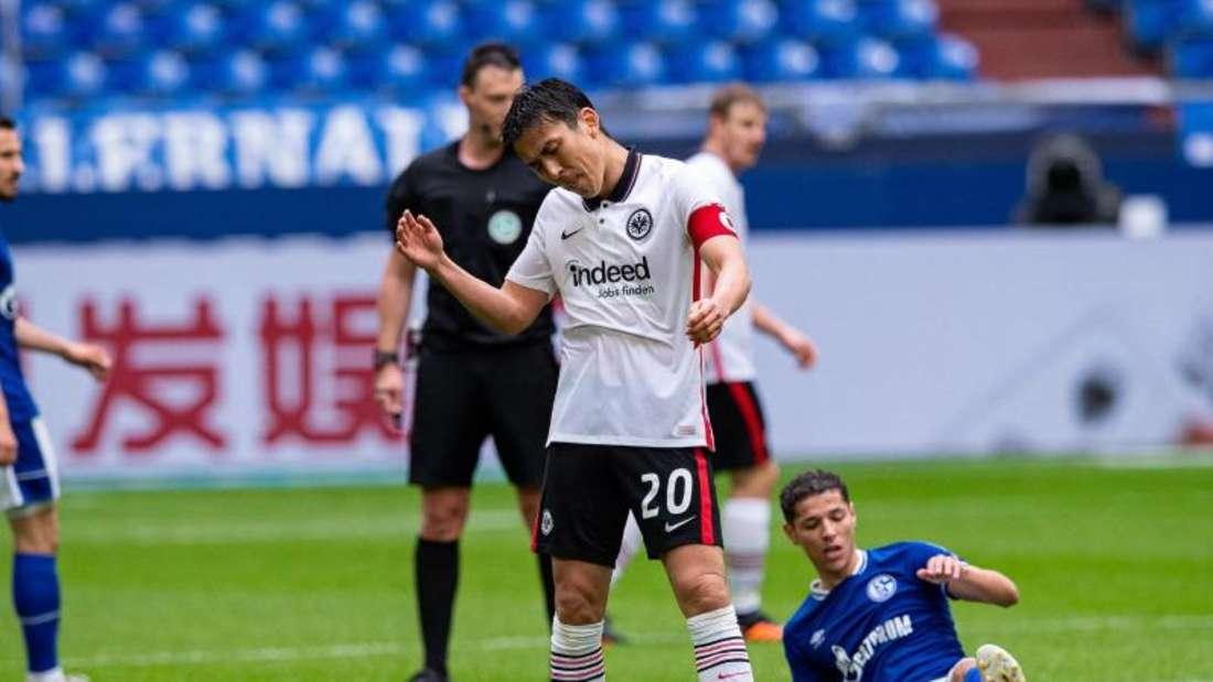 Eintracht-Frust