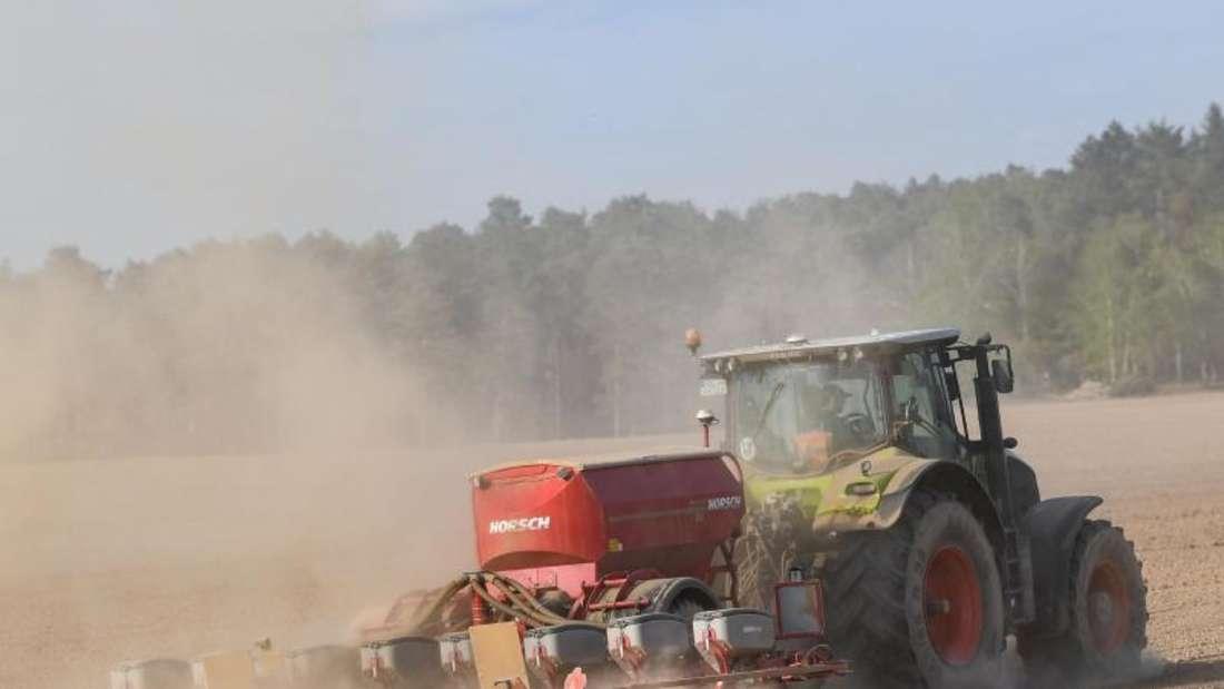Klimwandel und Landwirtschaft