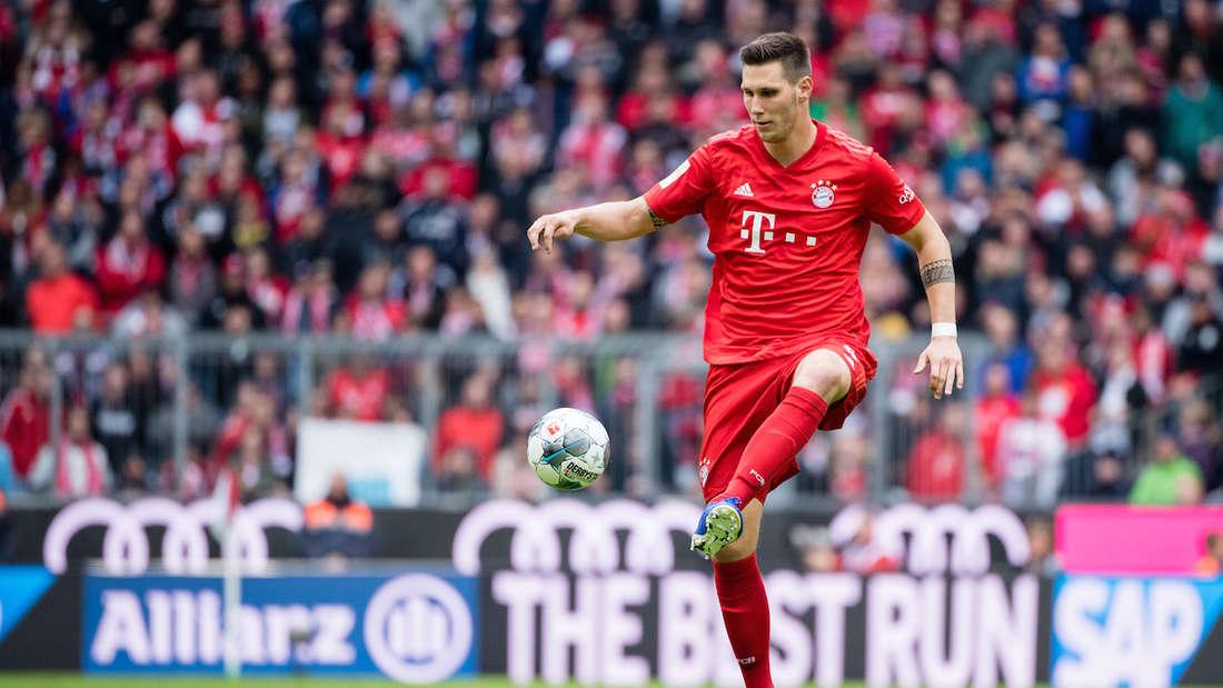 Niklas Süle ist 2017 von der TSG Hoffenheim zum FC Bayern gewechselt.