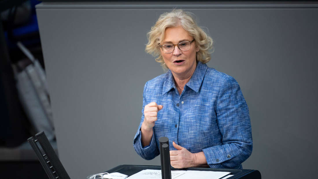 Christine Lambrecht (SPD), Bundesjustiz- und Bundesfamilienministerin (Archivfoto)