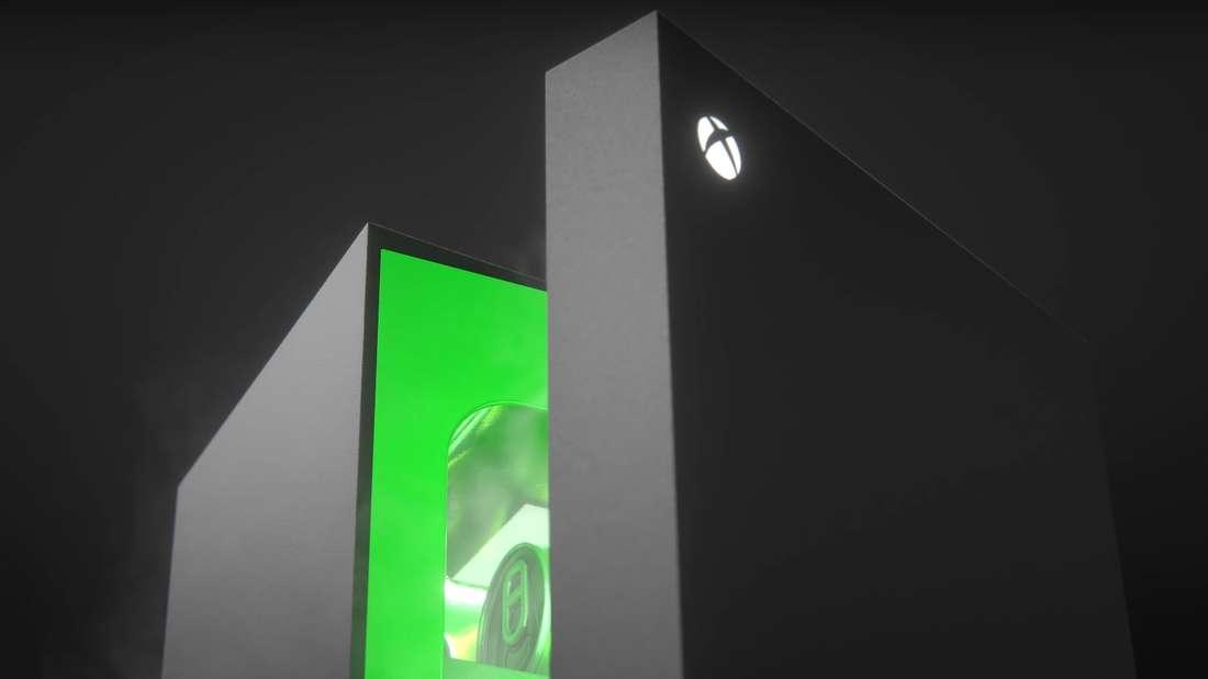 Xbox Mini Fridge: Microsoft bringt einen Kühlschrank im Xbox-Look auf den Markt.