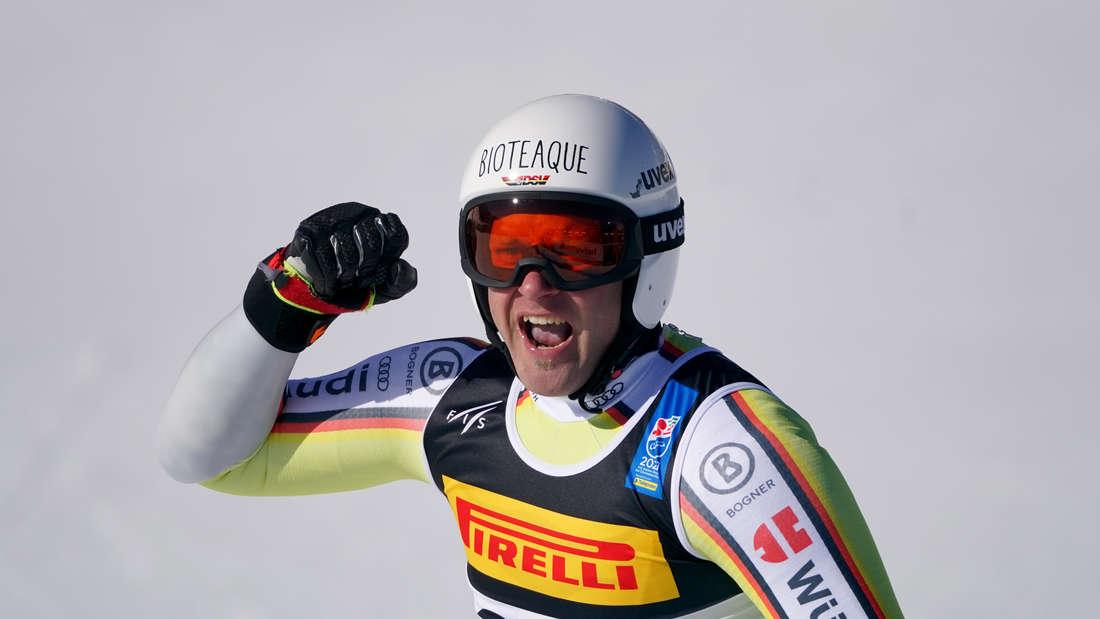 Romed Baumann, Geb.: 14.01.1986, Skiclub: WSV Kiefersfelden