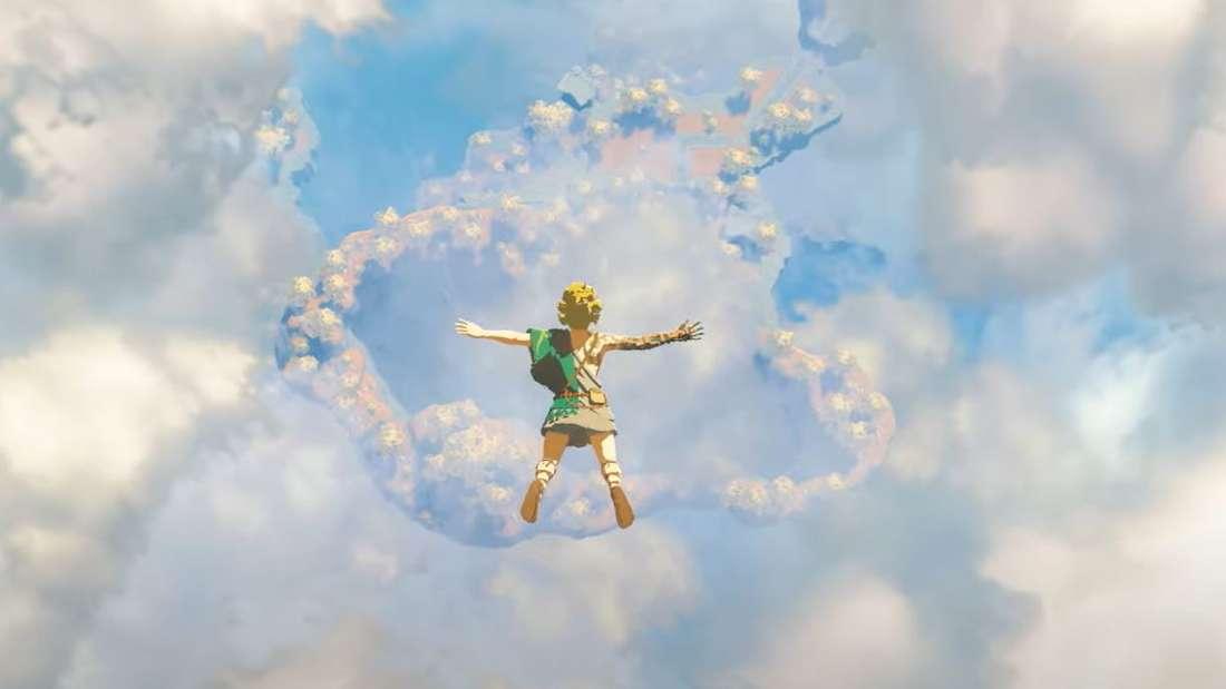 """Trailer Screenshot aus """"Zelda: Breath of the Wild"""""""