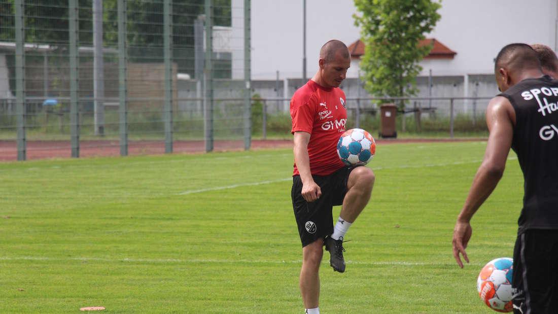 SV Sandhausen startet in die Vorbereitung.