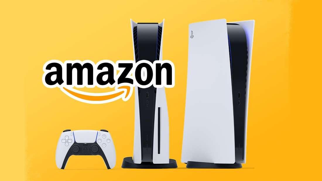 Amazon ist einer der offiziellen Partner-Händler von Sony und hat die PlayStation 5 im Angebot.