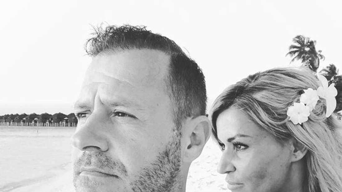 Schlagersänger Willi Herren und seine Frau Jasmin sind getrennt.