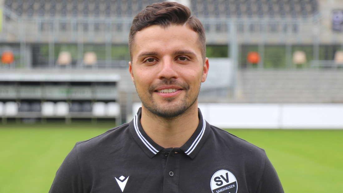 Teammanager Anthony Loviso