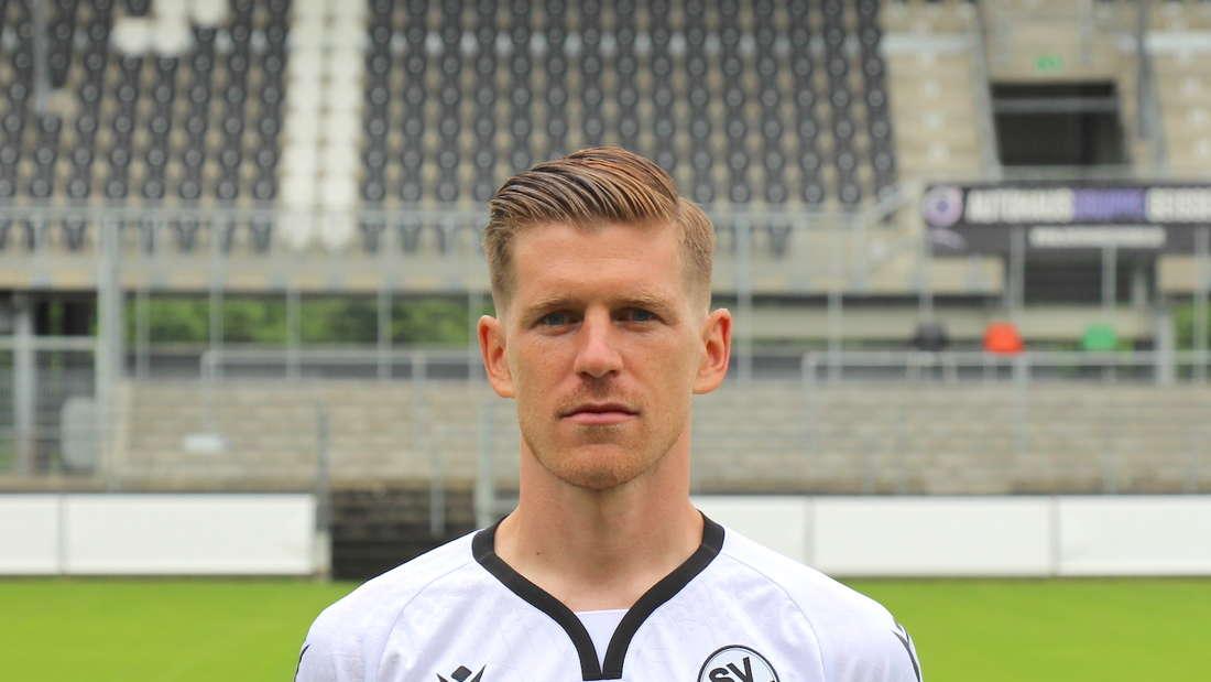 Denis Linsmayer vom SV Sandhausen