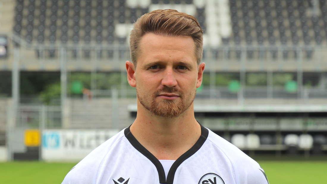 Immanuel Höhn vom SV Sandhausen