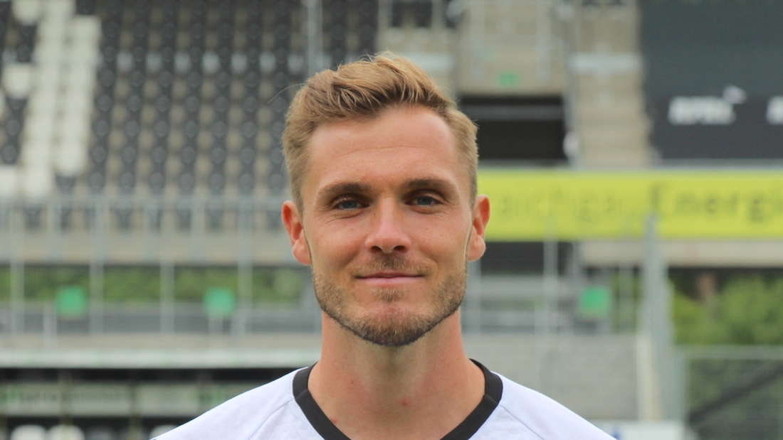 Nils Röseler vom SV Sandhausen