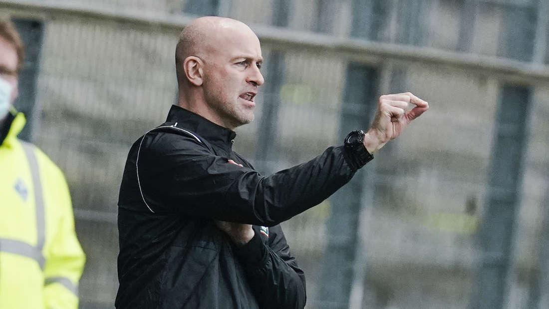 FCK-Trainer Antwerpen muss auf Verteidiger Senger verzichten.