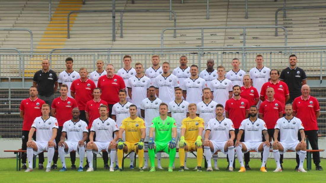 Der SV Sandhausen startet in die Saison 2021/22.