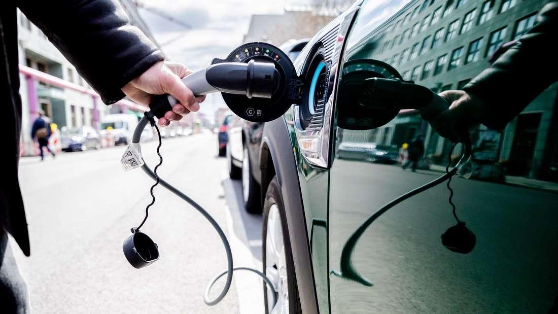 Wandel zur Elektromobilität