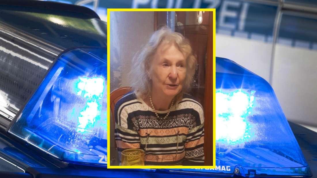 Mannheim: Die 82-jährige Waltraud wird seit Montagmittag (6. September) vermisst.