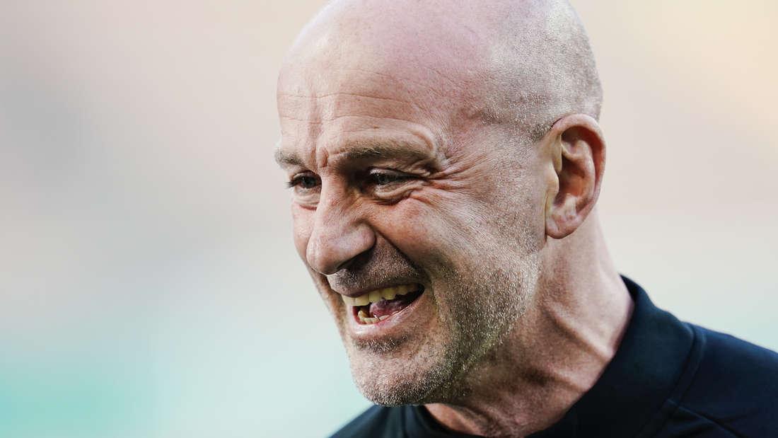 FCK-Trainer Antwerpen hofft nach dem Derby-Remis auf einen Neustart.