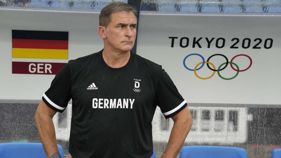 Stefan Kuntz soll türkischer Nationaltrainer werden.