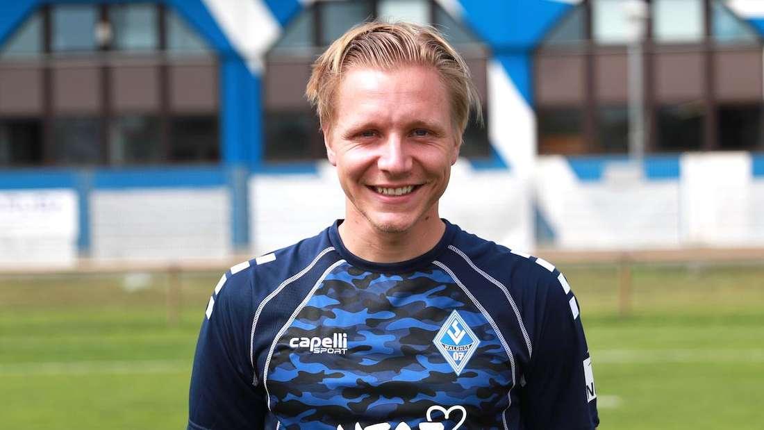 Waldhof-Profi Dorian Diring droht das Saison-Aus.