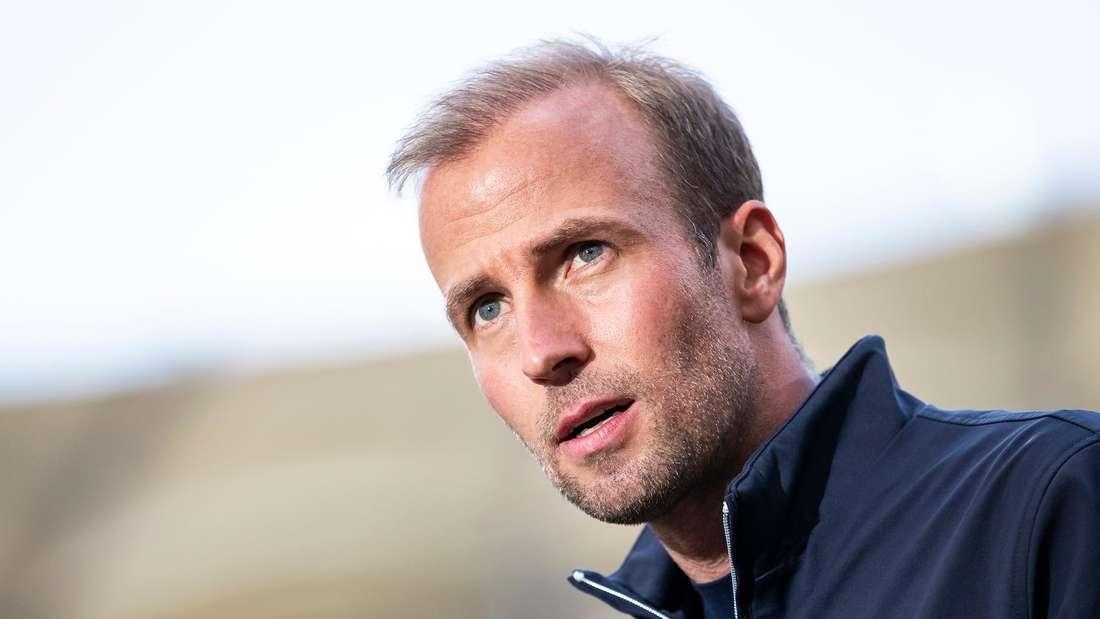Sebastian Hoeneß ist seit 2020 Trainer der TSG Hoffenheim.