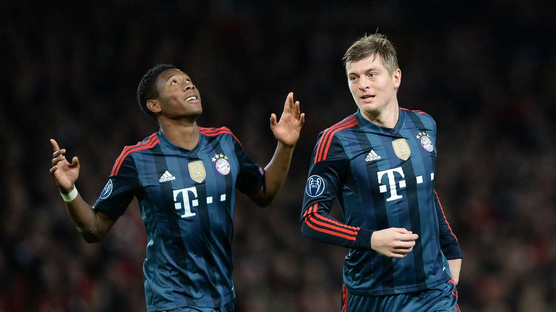 FUSSBALL CHAMPIONS LEAGUE ACHTELFINALE HINSPIEL  Arsenal London - FC Bayern München